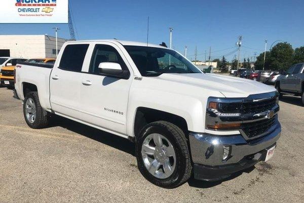 2018 Chevrolet Silverado 1500 LT  - $276.49 B/W