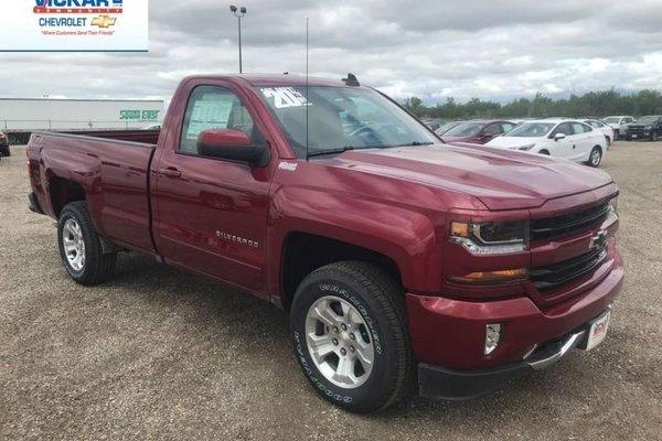 2018 Chevrolet Silverado 1500 LT  - $265.00 B/W