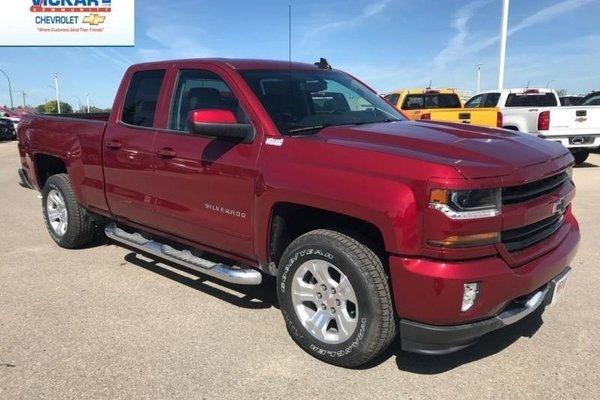 2018 Chevrolet Silverado 1500 LT  - $301.84 B/W