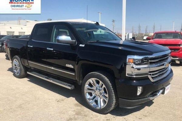 2018 Chevrolet Silverado 1500 High Country  - $417.54 B/W