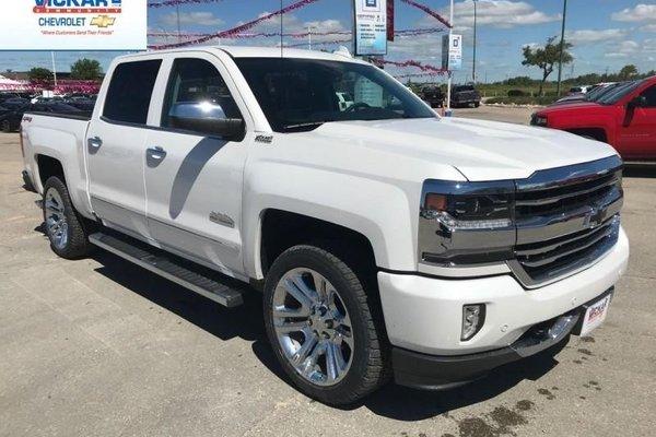 2018 Chevrolet Silverado 1500 High Country  - $404.89 B/W