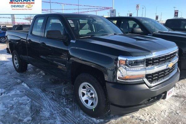 2018 Chevrolet Silverado 1500 Work Truck  - Cruise Control - $300.86 B/W