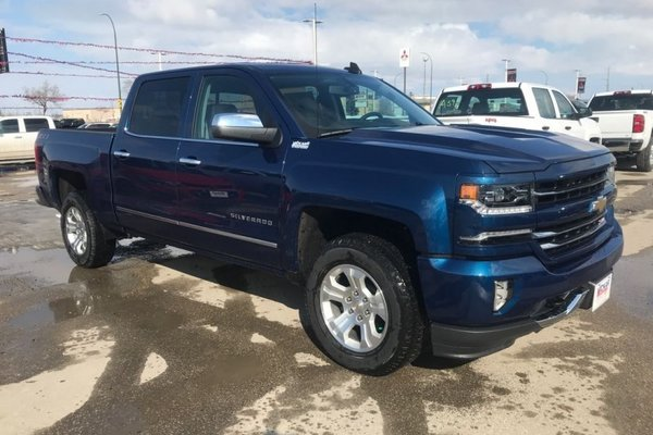 2018 Chevrolet Silverado 1500 LTZ  -  Heated Seats - $397.10 B/W