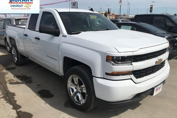 2018 Chevrolet Silverado 1500 Custom  - $257.47 B/W