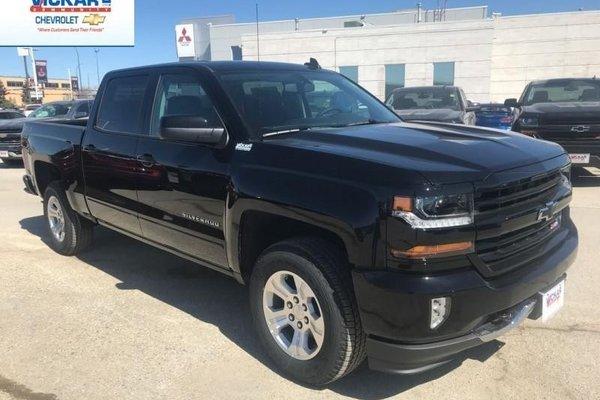 2018 Chevrolet Silverado 1500 LT  - $332.79 B/W