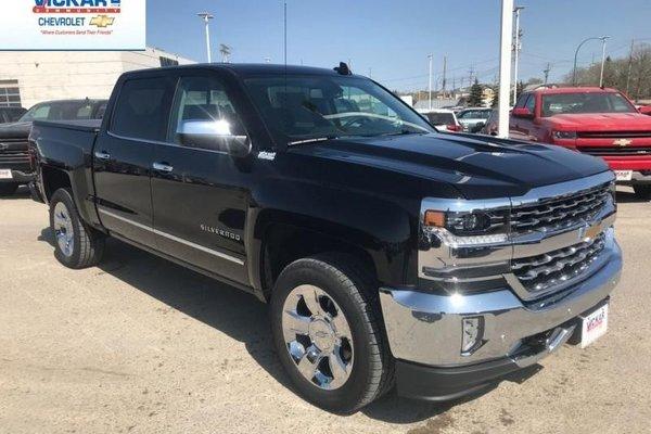 2018 Chevrolet Silverado 1500 LTZ  - $347.76 B/W