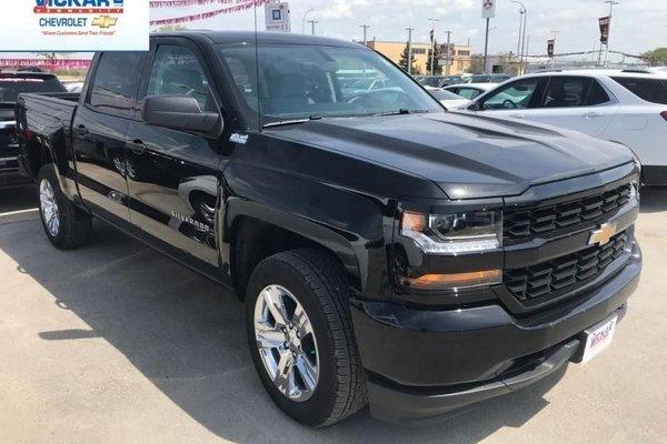 2018 Chevrolet Silverado 1500 Custom  -  Bluetooth - $278.19 B/W