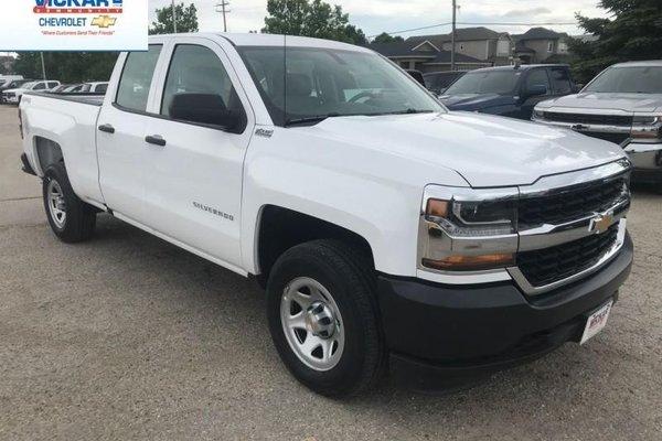 2018 Chevrolet Silverado 1500 Work Truck  - Cruise Control - $232.81 B/W
