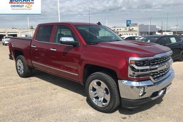 2018 Chevrolet Silverado 1500 LTZ  - $376.28 B/W