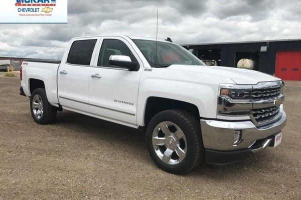 2018 Chevrolet Silverado 1500 LTZ  - $335.20 B/W