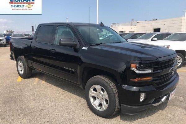 2018 Chevrolet Silverado 1500 LT  - $330.06 B/W