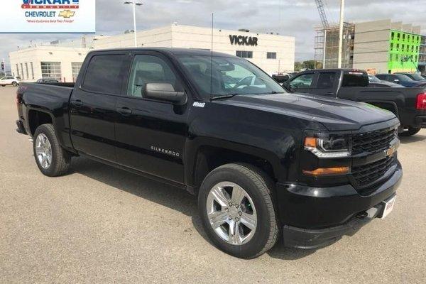 2018 Chevrolet Silverado 1500 Custom  - $258.53 B/W