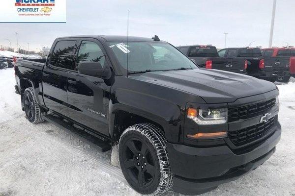 2018 Chevrolet Silverado 1500 Custom  - $321.34 B/W