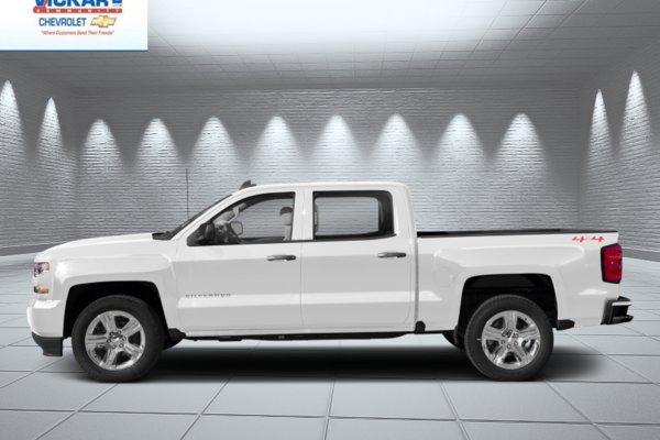 2018 Chevrolet Silverado 1500 Custom  - $263.43 B/W