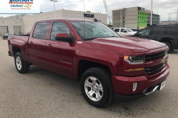 2018 Chevrolet Silverado 1500 LT  - $336.28 B/W