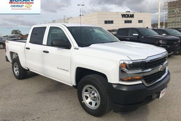 2018 Chevrolet Silverado 1500 Work Truck  - $270.03 B/W
