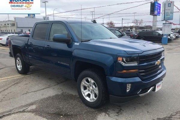 2018 Chevrolet Silverado 1500 LT  - $377.35 B/W