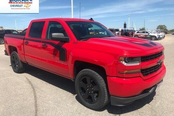 2018 Chevrolet Silverado 1500 Custom  - $315.98 B/W