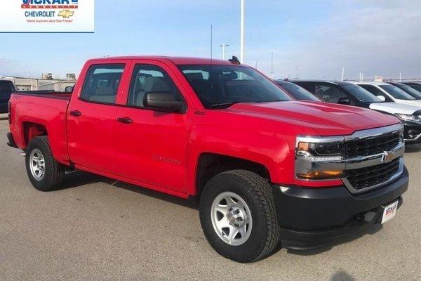 2018 Chevrolet Silverado 1500 Work Truck  - $340.37 B/W