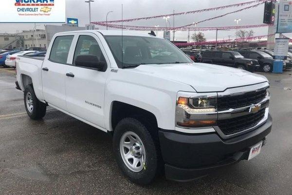 2018 Chevrolet Silverado 1500 Work Truck  - $231.88 B/W