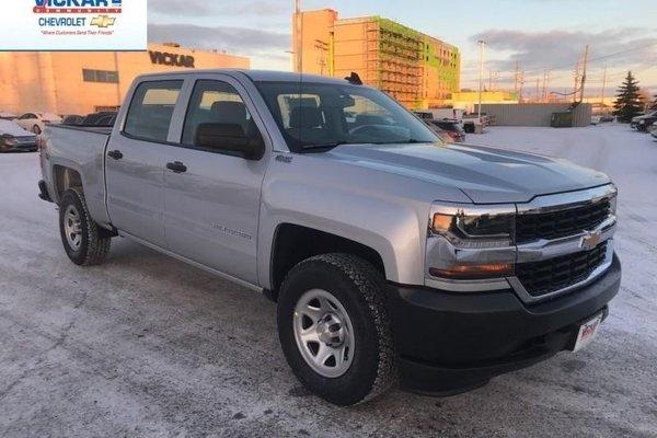 2018 Chevrolet Silverado 1500 Work Truck  - $281.78 B/W