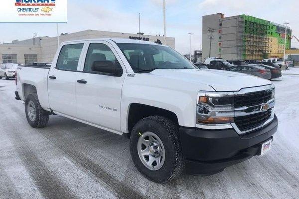 2018 Chevrolet Silverado 1500 Work Truck  - $314.92 B/W