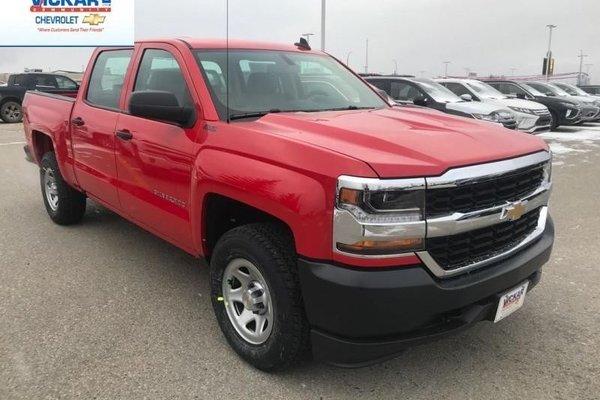2018 Chevrolet Silverado 1500 Work Truck  - $239.24 B/W
