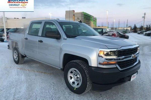 2018 Chevrolet Silverado 1500 - $261.90 B/W