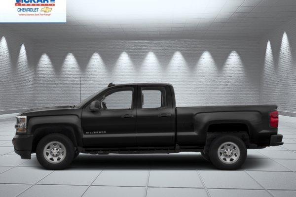 2018 Chevrolet Silverado 1500 Work Truck  - $251.85 B/W
