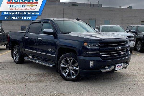 2018 Chevrolet Silverado 1500 LTZ  - $377.59 B/W