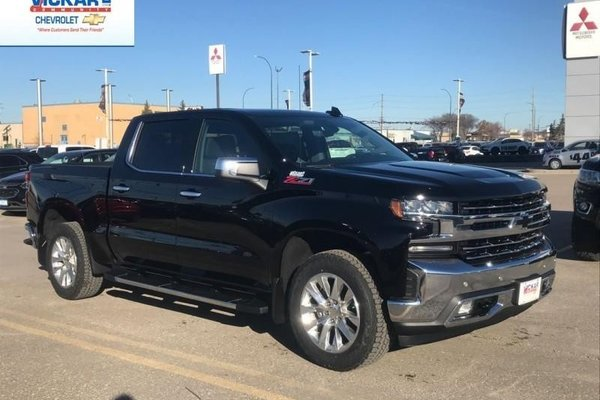 2019 Chevrolet Silverado 1500 LTZ  - ONLY $185wk!