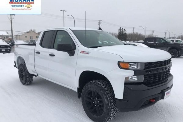 2019 Chevrolet Silverado 1500 Custom Trail Boss  - $266.49 B/W