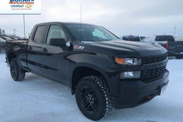 2019 Chevrolet Silverado 1500 Custom Trail Boss  - $275.21 B/W