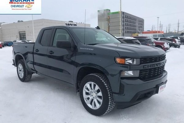 2019 Chevrolet Silverado 1500 Custom  - $289.62 B/W