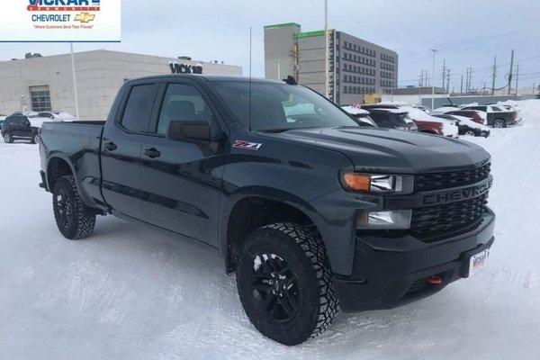 2019 Chevrolet Silverado 1500 Custom Trail Boss  - $292.84 B/W