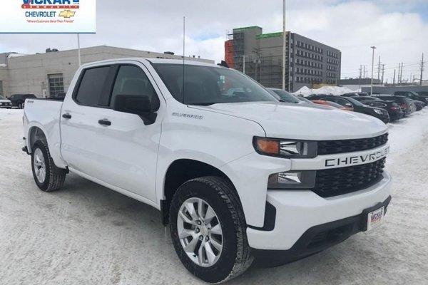 2019 Chevrolet Silverado 1500 Custom  - $302.66 B/W