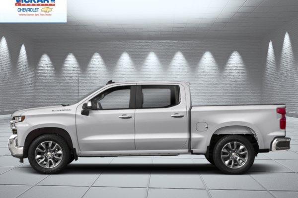 2019 Chevrolet Silverado 1500 Custom Trail Boss  - $286.30 B/W