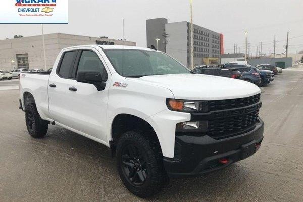 2019 Chevrolet Silverado 1500 Custom Trail Boss  - $256.85 B/W