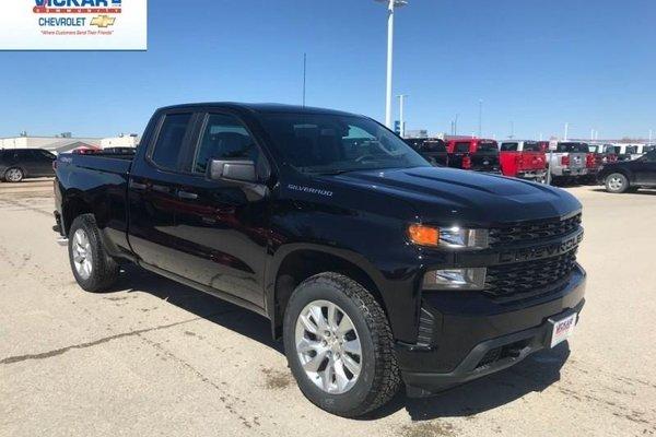 2019 Chevrolet Silverado 1500 Custom  - $240.61 B/W