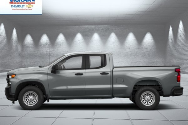 2019 Chevrolet Silverado 1500 Custom  - $251.39 B/W