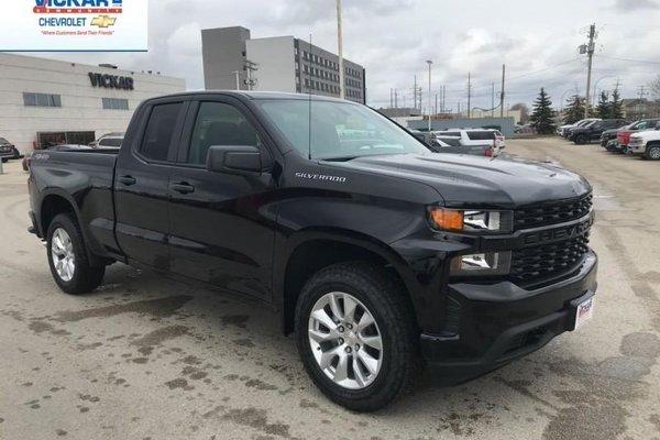 2019 Chevrolet Silverado 1500 Custom  - $248.57 B/W