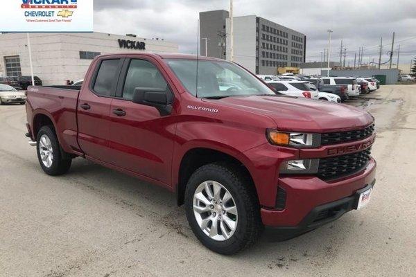 2019 Chevrolet Silverado 1500 Custom  - $251.95 B/W