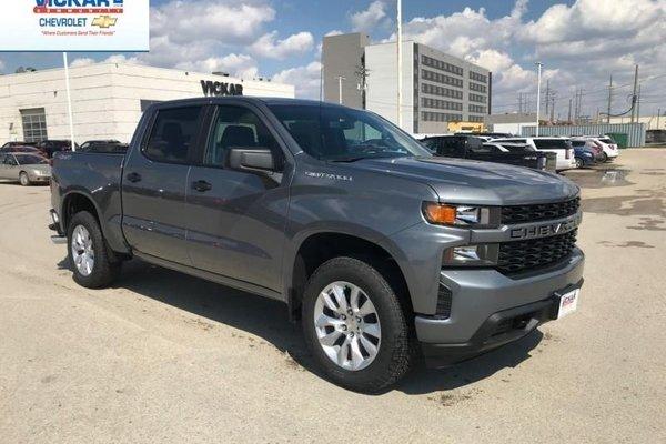 2019 Chevrolet Silverado 1500 Custom  - $265.61 B/W