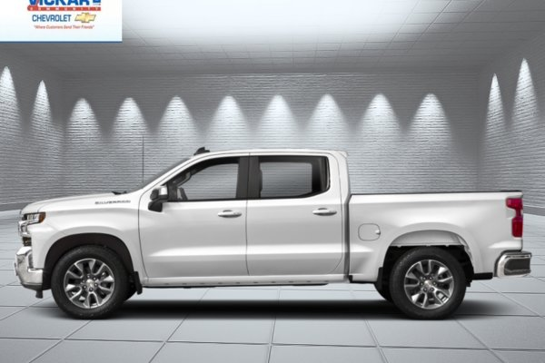 2019 Chevrolet Silverado 1500 Custom  - $262.79 B/W