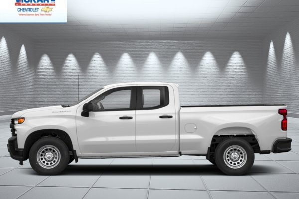 2019 Chevrolet Silverado 1500 Custom  - $247.15 B/W