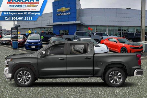 2019 Chevrolet Silverado 1500 Custom  - $270.13 B/W