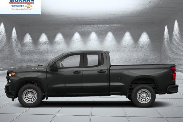 2019 Chevrolet Silverado 1500 Custom  - $244.56 B/W