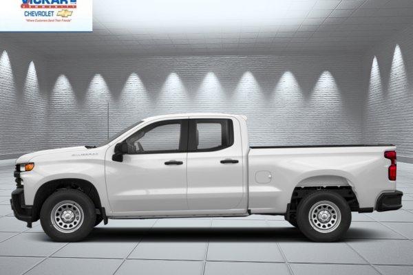 2019 Chevrolet Silverado 1500 Custom  - $220.13 B/W