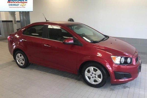 2012 Chevrolet Sonic LT  -Bluetooth/Heated Seats - $88.08 B/W