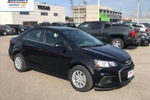 2018 Chevrolet Sonic LT  - $135.30 B/W
